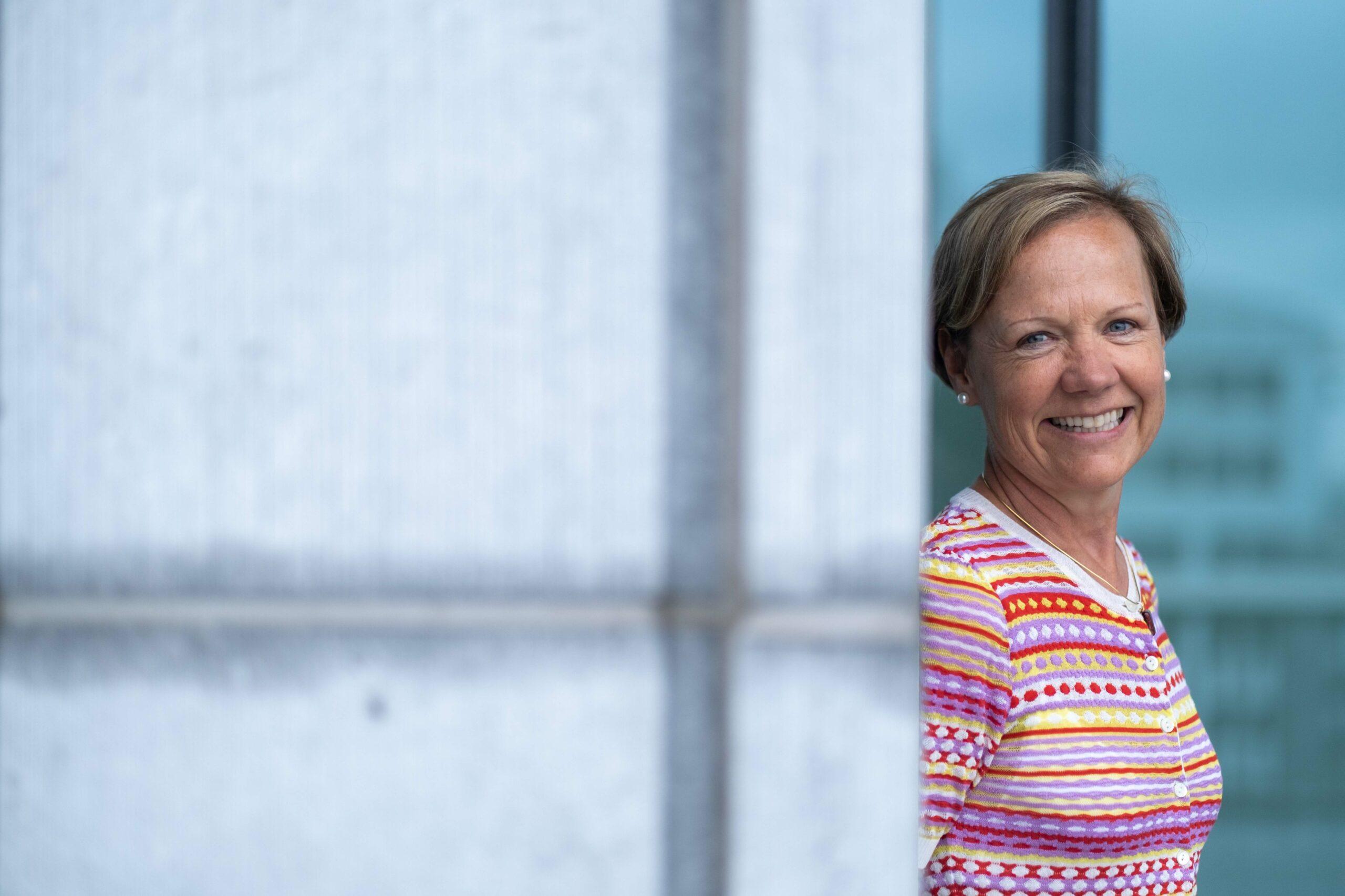 """Featured image for """"Notaris Katrin Roggeman aan de slag als voorzitter bij de Federatie van het Notariaat: """"Verder digitaliseren mét aandacht voor de menselijke rol van de notaris."""""""""""